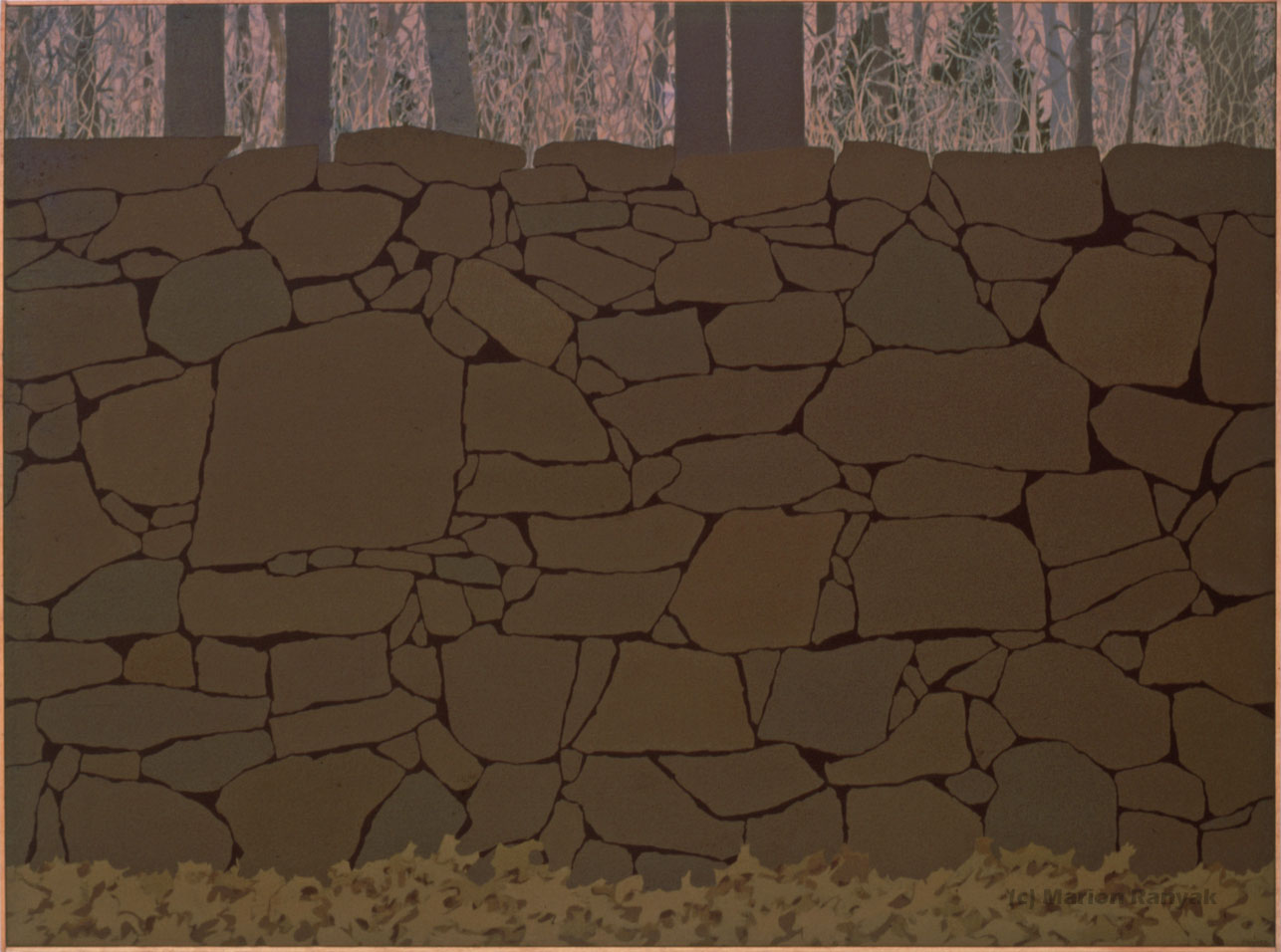 MR-250 Mossy North Wall
