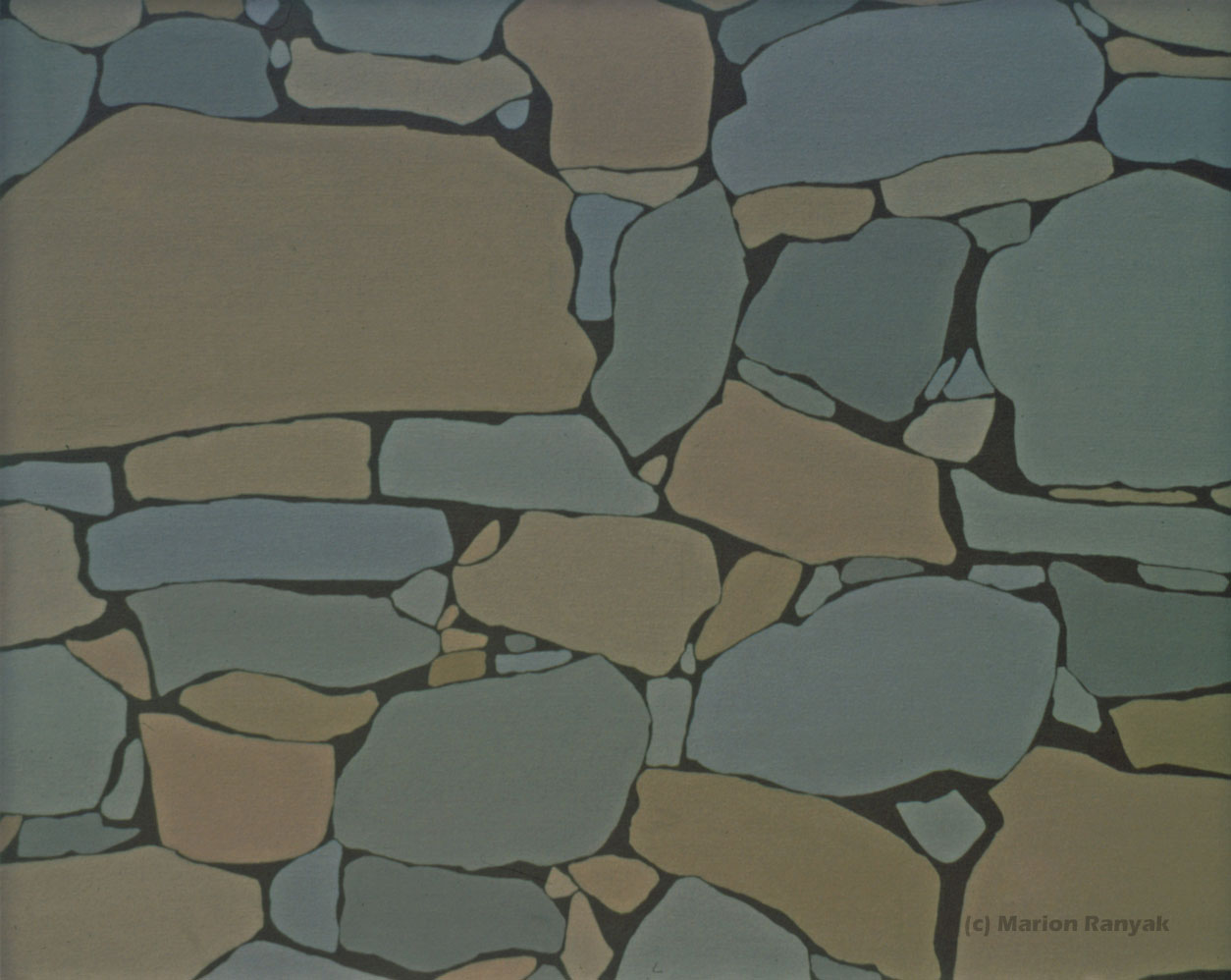 MR-252 Stone Wall #1 (Sold)