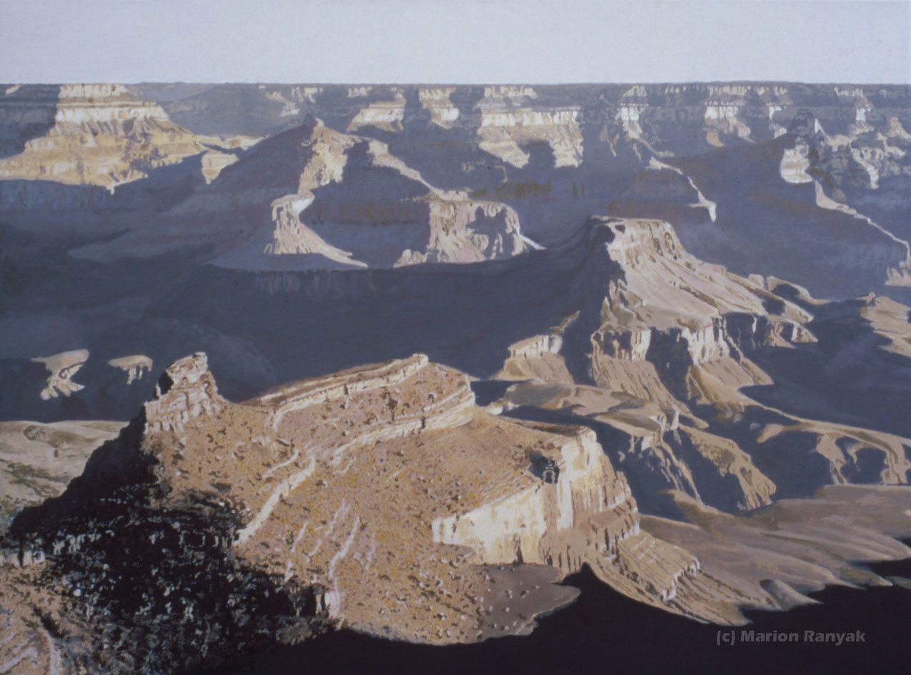 MR-384 Grand Canyon at Sunrise (Sold)