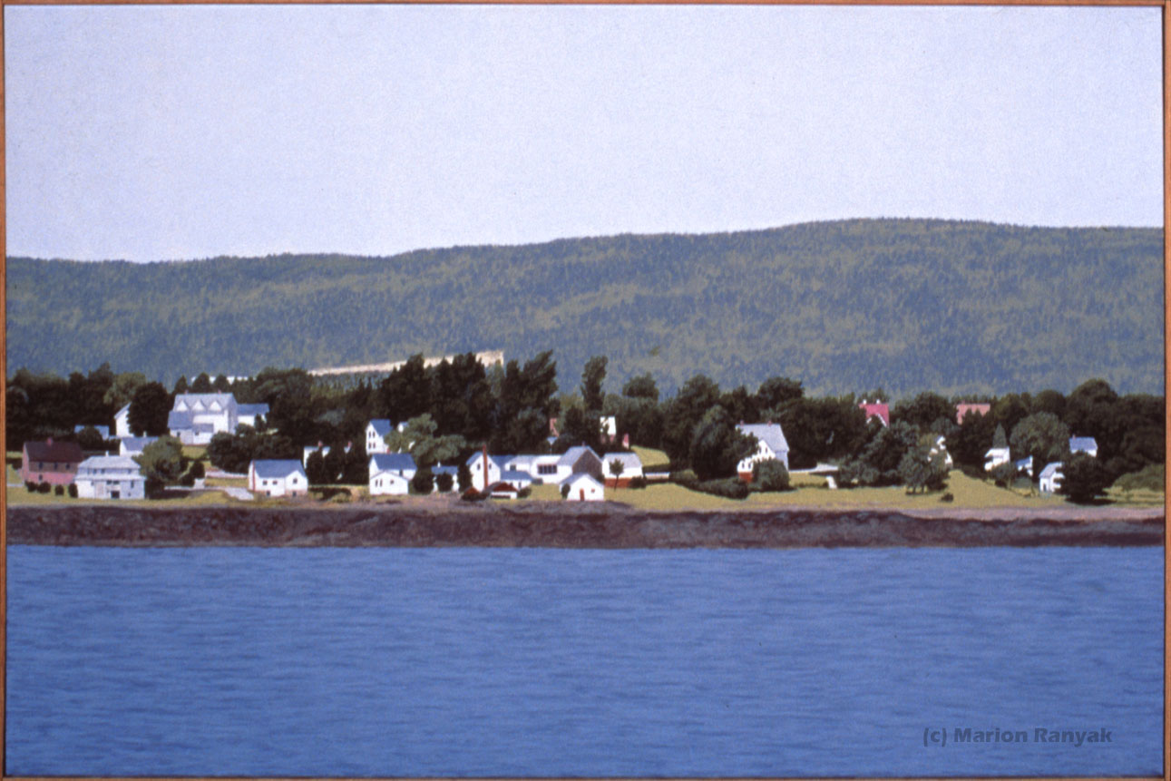 MR-392 Town on the River