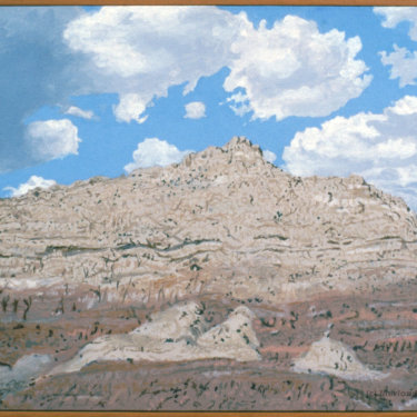 MR-352 Clouds over Western Butte (Sold)