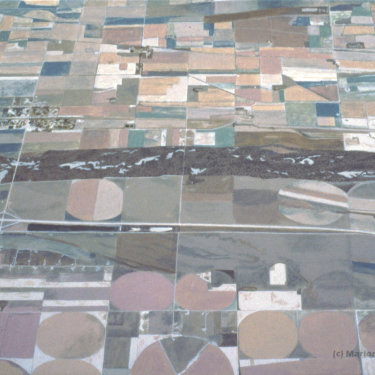 MR-387 Flight View with Highway (Sold)