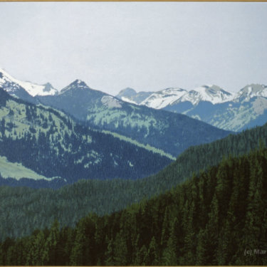 MR-402 Glacier National Park, Montana (Sold)
