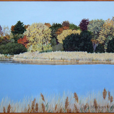 MR-354 Looking Across to Manursing Island (Sold)